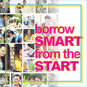 Borrow Smart from the Start brochure